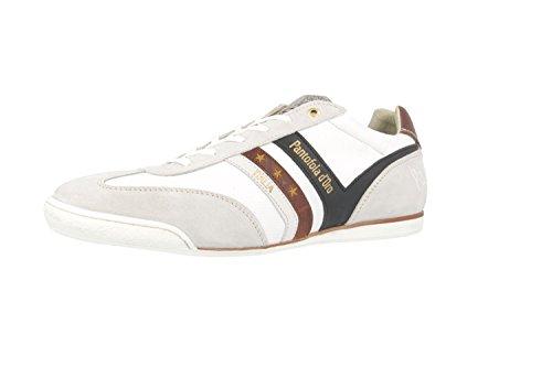 Pantofola d'Oro, Scarpe stringate uomo Bianco bianco, Bianco (bianco), 49