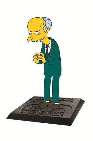 "Simpsons The Montgomery 2.75"" PVC Action Figure"