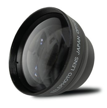 58mm-22x-Telephoto-Conversion-Lens-for-Canon-EOS-Rebel-T6s-T6i-SL1-T5-T5i-T4i-T3-T3i-T1i-T2i-XSI-XS-XTI-XT-70D-60D-60Da-50D-40D-30D-20D-10D-7D-Digital-SLR-DSLR-Cameras