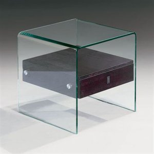 Image of Creative Images ET051-White Cubicle End Table (B004Q8WXQG)