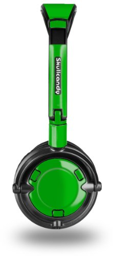 Skullcandy Lowrider Headphone Skin - Solids Collection Green - (Headphones Not Included)