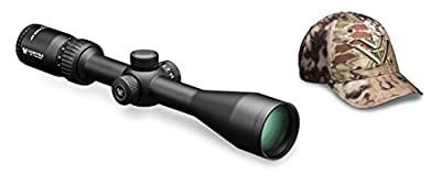 Vortex Optics DBK-10019 Diamondback HP 4-16x42 Riflescope Dead-Hold BDC Reticle (MOA) with Vortex Cap by Vortex Optics