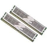 OCZ Platinum Edition 240-pin DDR2 800MHz 2 GB (2 x 1 GB) Memory Kit