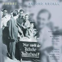 Beyond Recall:Record of Jewish