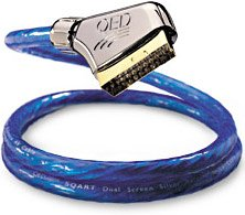 QED Sqart Scart Lead AV2150 (5.0M) Black Friday & Cyber Monday 2014