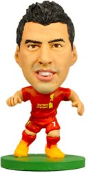 Liverpool Fc Soccerstarz Suarez from LIVERPOOL