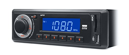 AR250 Autoradio (MP3, SD/AUX, USB)