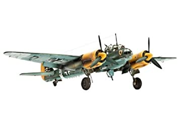 Revell - 04672 - Maquette - Junkers Ju88 A-4 Bomber