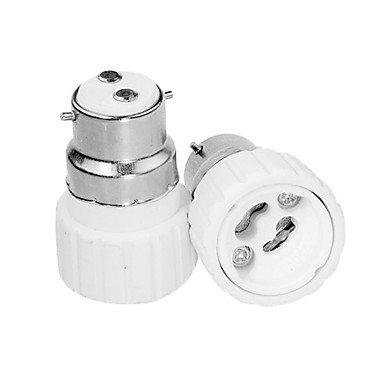 Mch-B22 To Gu10 Led Bulbs Socket Adapter