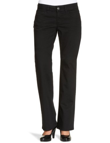 ESPRIT - Jeans boot cut, donna, nero (Schwarz (Black 001)), 40/42 IT (27W/30L)