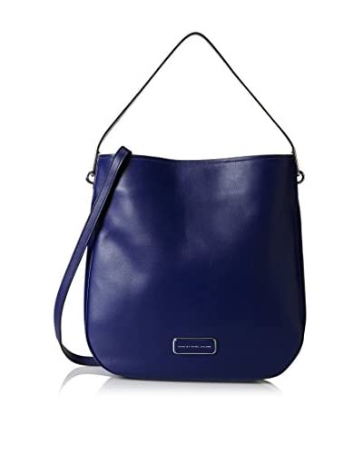 Marc by Marc Jacobs Women's Ligero Hobo, Mineral Blue, One Size