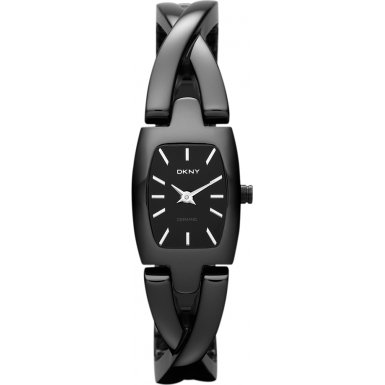 DKNY Ceramic Bracelet 2-Hand Women's watch #NY8729