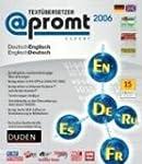 @promt Expert 2006 Deutsch - Englisch...