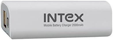 Intex Power bank 2000 mAh IT-PB-2K,(White)