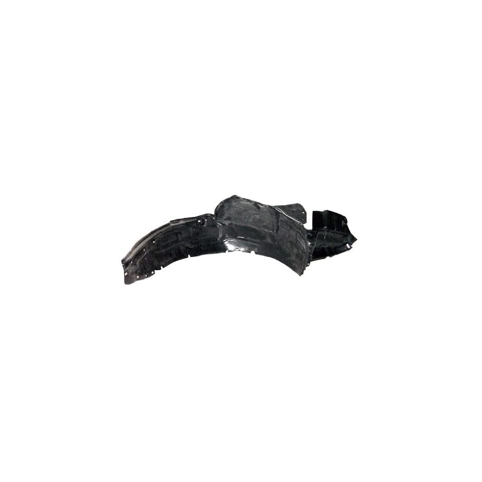 OE Replacement Subaru Forester Front Driver Side Fender Inner Panel (Partslink Number SU1248108)