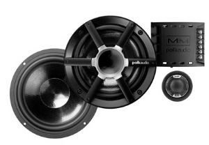 "Mm6501 High Performance Car Speaker 6-1/2"" Diameter"