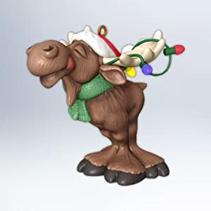 Hallmark 2012 Merry Chris-Moose Ornament
