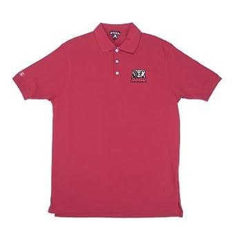 NCAA Alabama Classic Pique Polo Shirt by Antigua