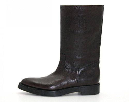 Prada Womens 1U393E Leather Boots