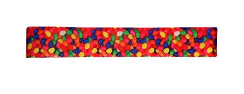Candy Bandz Elastic Print Headband (Jelly Beans) (Jelly Headband compare prices)