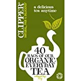Clipper Organic Everyday One Cup 40 Tea Bags 125g- CLIP-3818