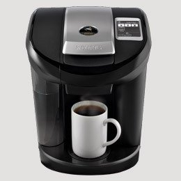 NEW! KEURIG Vue V600 Single Serve Cup Coffee Brewing System w/ 10 Sample Cups (Keurig Coffee Latte Maker compare prices)