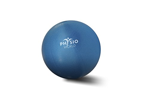 "PhysioWorld 20,32 cm (8"") palla Pilates, colore: blu"