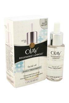Regenerist Luminous Facial Oil Daily Treatment by Olay for U
