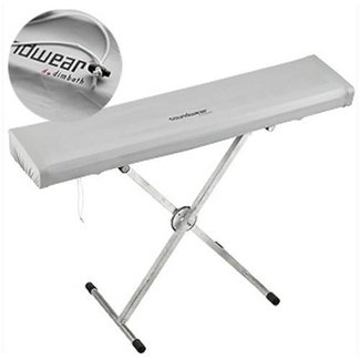 sonido-wear-elastica-keyboard-cubierta-61-teclas-85-102-cm-plata