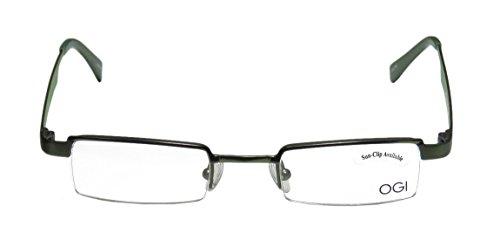 ogi-2204a-mens-womens-rxable-newest-season-designer-half-rim-eyeglasses-eyeglass-frame-44-21-140-gre