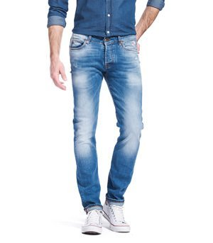 ROY ROGERS JEANS UOMO MODELLO 529 VINCENT MISURA 38 SUMMER 2016