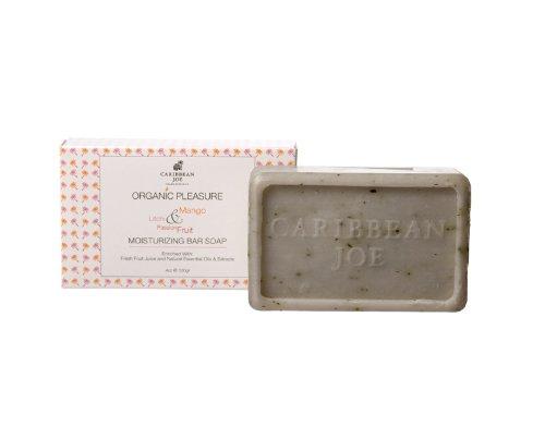 caribbean-joe-organic-pleasure-moisturizing-bar-soap-40-gram-by-caribbean-joe