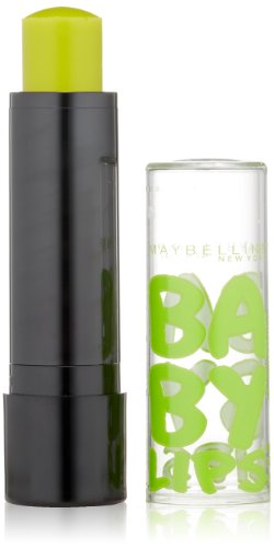 MAYBELLINE BABY LIPS MOISTURIZING LIP BALM #90 MINTY SHEER