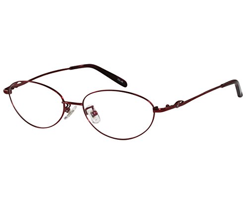 Ebe Titanium Frames Prescription Eye Glasses Women +6.50