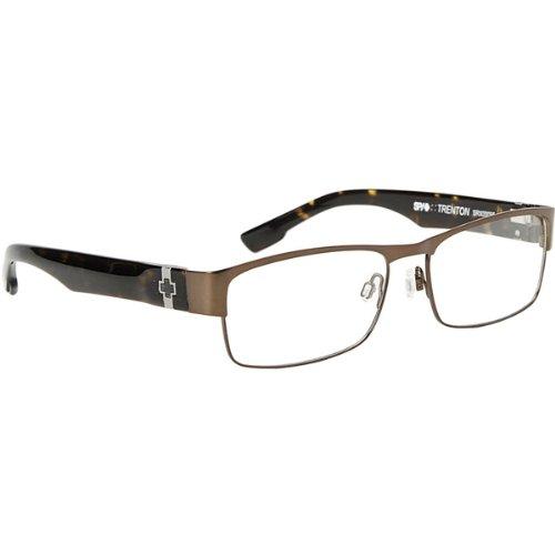 Spy Optic Trenton Rx Eyeglasses - Spy Optic Adult Rx Optical Frame - Chestnut/Dark Tort / Size 55-16-140 front-472707