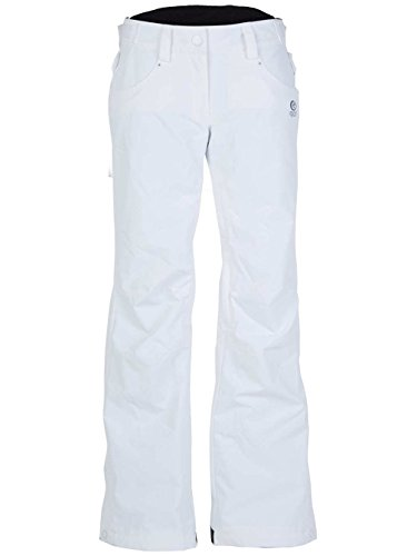 Rip Curl Qanik donna PT pantaloni, Optical White, XS
