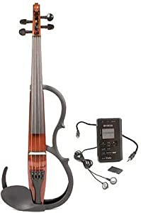 Yamaha sv 150 silent electric practice plus for Yamaha svc 110sk silent electric cello brown