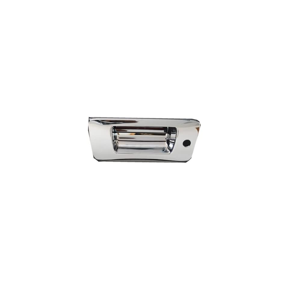Chevy Silerado Chrome Tailgate Handle Cover 2007 2012 with