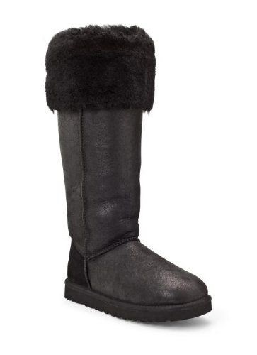 UGG Australia Women's Over-The-Knee Bailey Button
