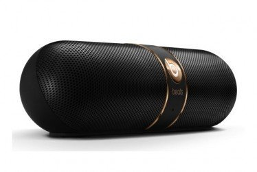 Beats by Dr. Dre Pill 2.0 Portable Wireless Bluetooth Speaker w/3.5mm Auxiliary Jacks & Case (Black & Gold Pill 2.0) SPECIAL LIMITED EDITION (Beats Pill Red compare prices)