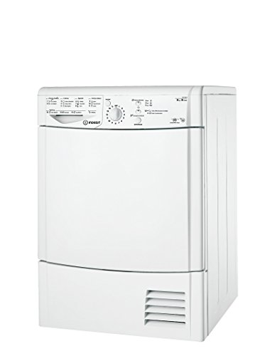 Indesit IDCL G5 B H (IT) Asciugatrice, Bianco