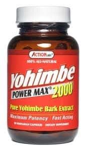 Yohimbe power max 2000 reviews