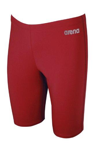 Arena Board Shorts Nuoto Uomo, Rosso, 97 cm