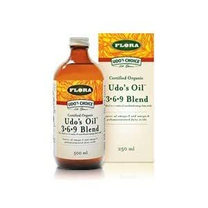 Amazon.com: Udo's Choice Oil Blend (250mL) (Udo's Oil