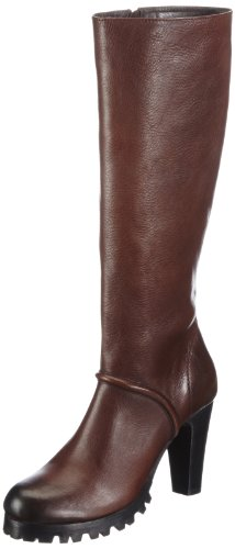 Buffalo London 1021-5 B COW Boots Womens Brown Braun (CHOCO 02) Size: 7 (41 EU)