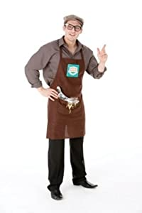 Rubie's Jack Duckworth Coronation St. Fancy Dress (Standard)