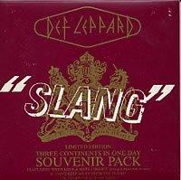 Slang [CD 2] by Def Leppard (1996) Audio CD