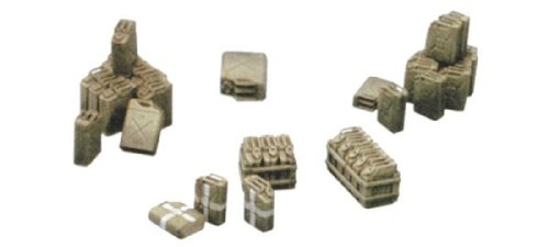 Italeri 402 Jerry Cans 1:35 Plastic Kit (1 35 Jerry Cans compare prices)