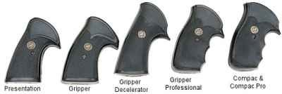 Pachmayr Grips for Charter Arms (Charter Arms Bulldog 44 Grips compare prices)