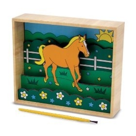 Melissa & Doug Horse - Paint by Numbers
